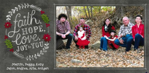 Christmas picture 2014